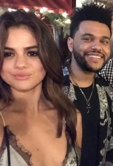 June 5th, 2017: Selena Gomez and Abel Tesfaye (The Weeknd) in New York City