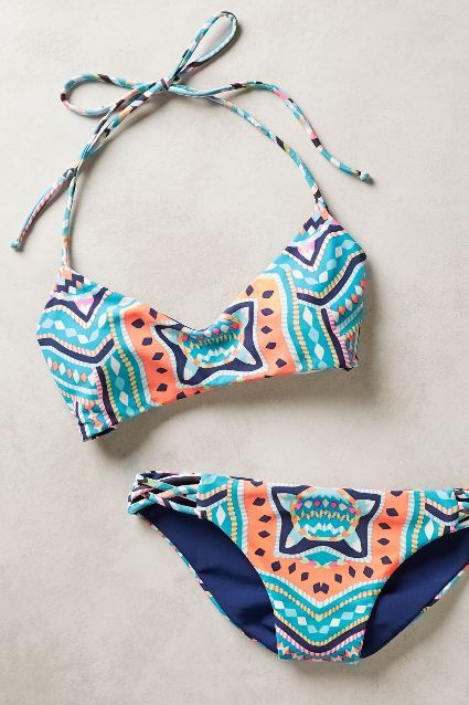 Mara Hoffman Estrada Bikini #anthrofave