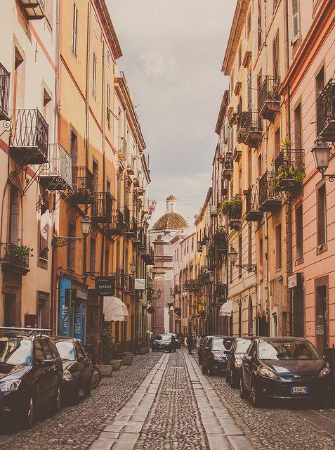 Bosa, Sardinia, Italy| I really neet to go to italy soon