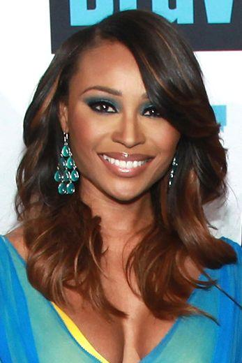 dave franco hairstyle : Cynthia Bailey Hairstyles 2013 Emerald eyes - cynthia bailey of the ...