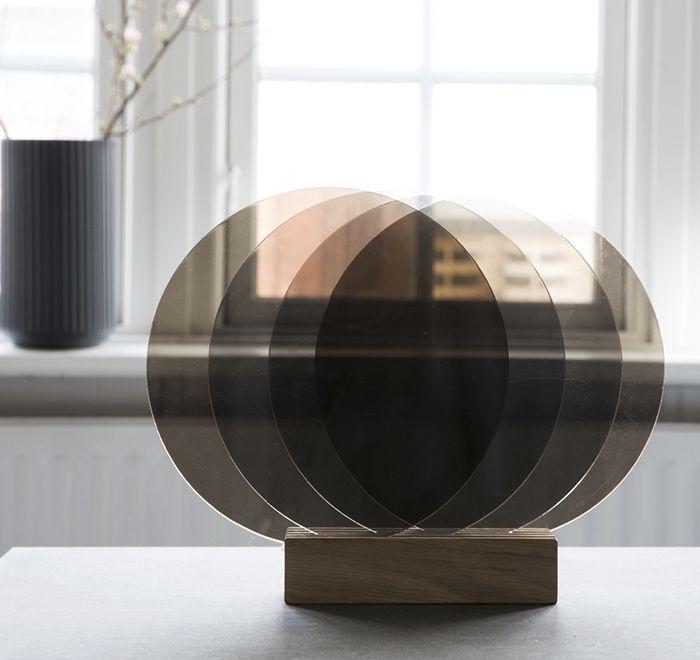 www.nordiskeriger.dk reflecting sculpture - bolig - indretning - boligblog - skulptur - kunst - dekoration - nordisk indretning - Kristina Dam Studio - interior