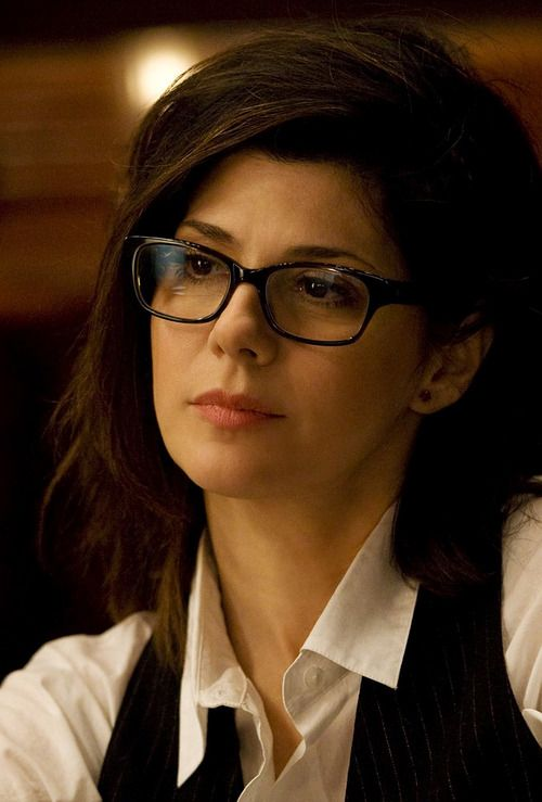 Marisa Tomei in The Ides of March