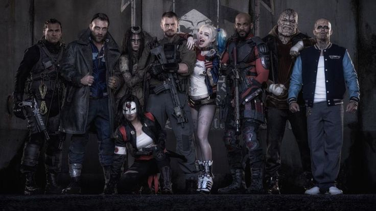Which 'Suicide Squad' Member Is Totally Your Soulmate? Take Our Quiz - MTV