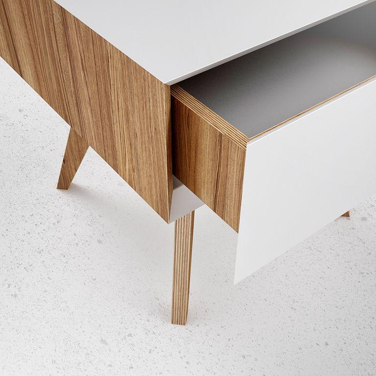 bedside table by Designer Zbroy Svyatoslav 27