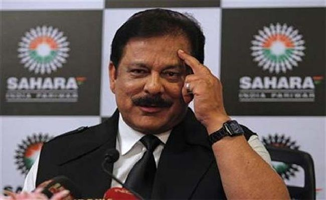 If Rs 552 Crore Cheque Is Dishonoured, Face Action, Sahara Chief Warned
