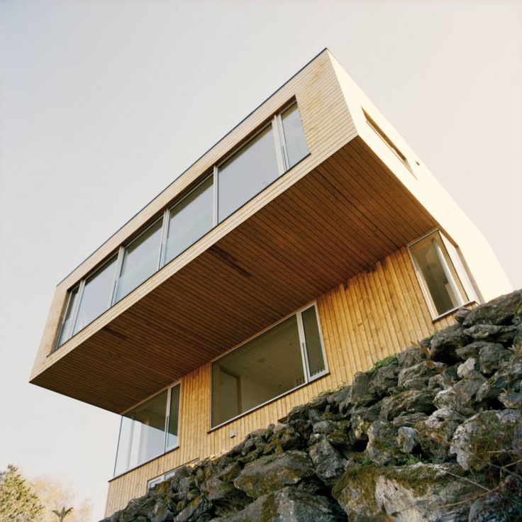 Northface House by Element Arkitekter AS | HomeDSGN