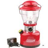 Coleman Retro Rechargeable Battery Powered Lantern (Family Size) (Sports)By Coleman