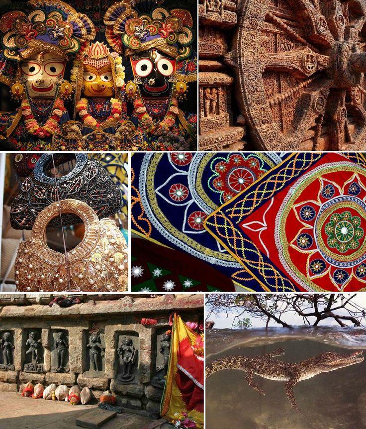 Odisha Tour - India Tours – South India Tours @ India Tourism Packages  http://toursfromdelhi.com/7-days-odisha-tour