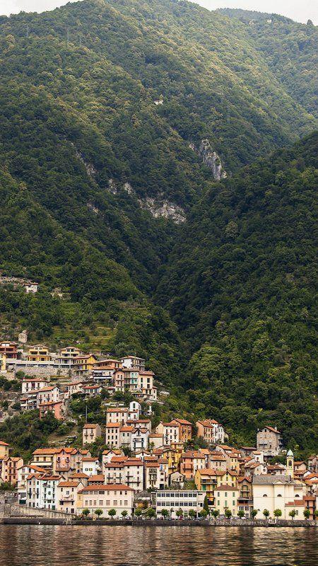 Lake Como, Italy /// #travel #wanderlust