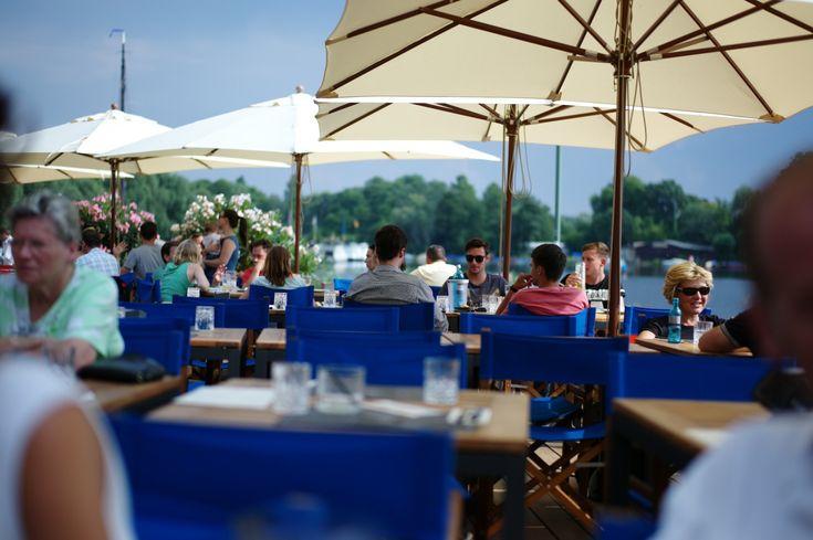 Die Seerose - Steaks und Burger am Stadtstrand von Potsdam | Events