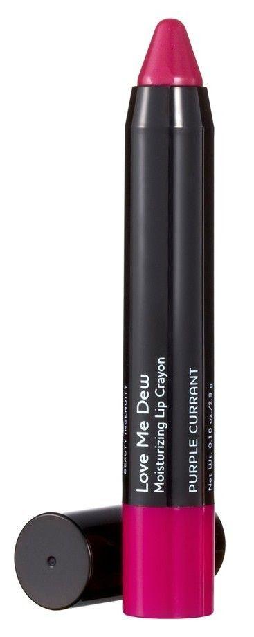Lip color in a crayon. How easy!
