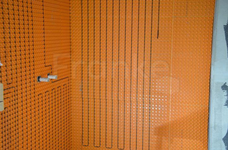 Die besten 25+ Fußbodenheizung im badezimmer Ideen auf Pinterest - badezimmer heizung elektrisch