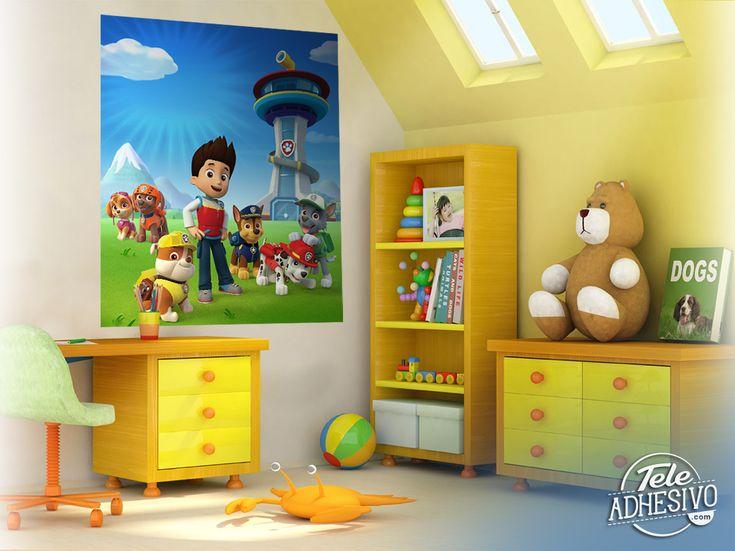 Poster vinilo pared vinilo decorativo pared superman vinilo decorativo si ests esperando el - Poster decoracion ...