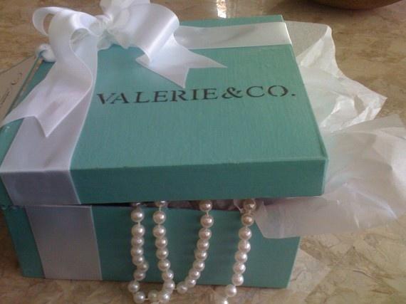 ... Tiffanys Bridal Shower on Pinterest Tiffany wedding, Tiffany blue