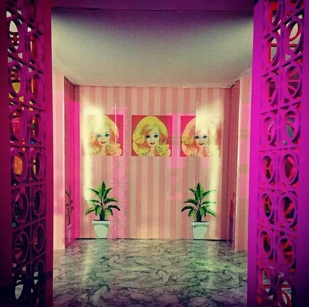 Thompson Hotel - Jeremy Scott Moschino BARBIE Party #baselshows