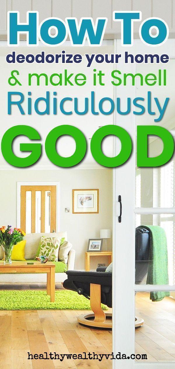 how to make your home smell insanely good home hacks house rh pinterest com