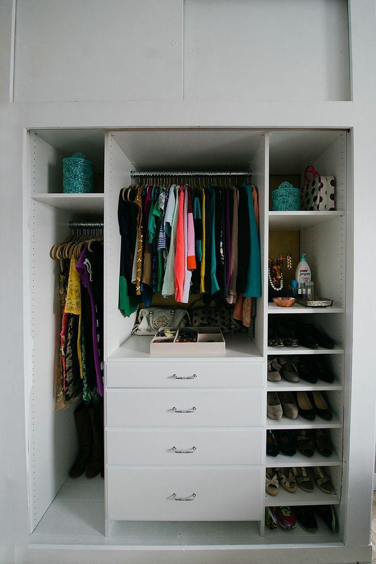 Closet Organization Beautiful Interiors Pinterest