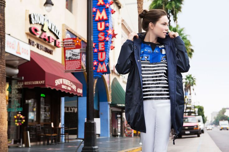 Fay City Diaries: an endless adventure in Los Angeles. Women's Spring - Summer 2014 Parka.
