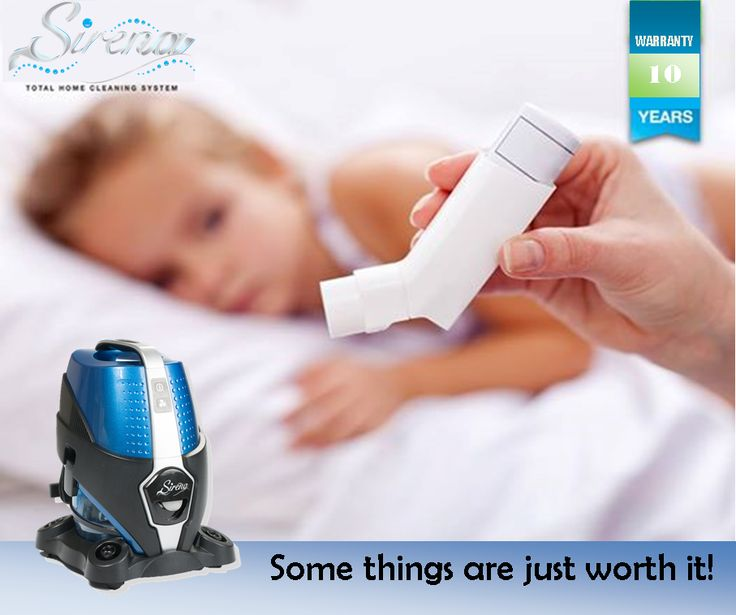 "Unlike traditional vacuum cleaners, Sirena relies on a powerful water-based filtration system to provide maximum cleaning efficiency. Sirena is ""Asthma and Allergy"" certified making it the healthiest vacuum cleaner on the market."