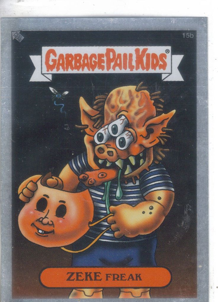 garbage pail kids 2003