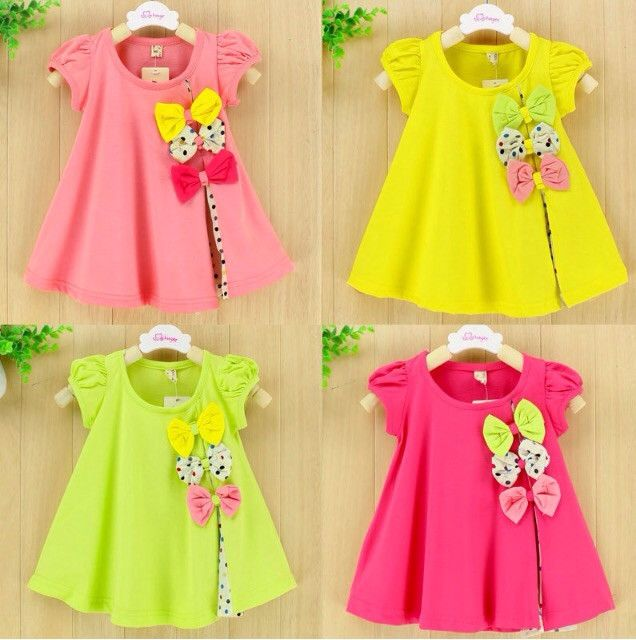 Baby Girl Clothing Carters Dots Infant Dress for this summer