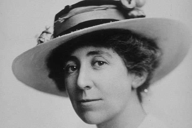 Jeannette Rankin: First Woman Elected to Congress