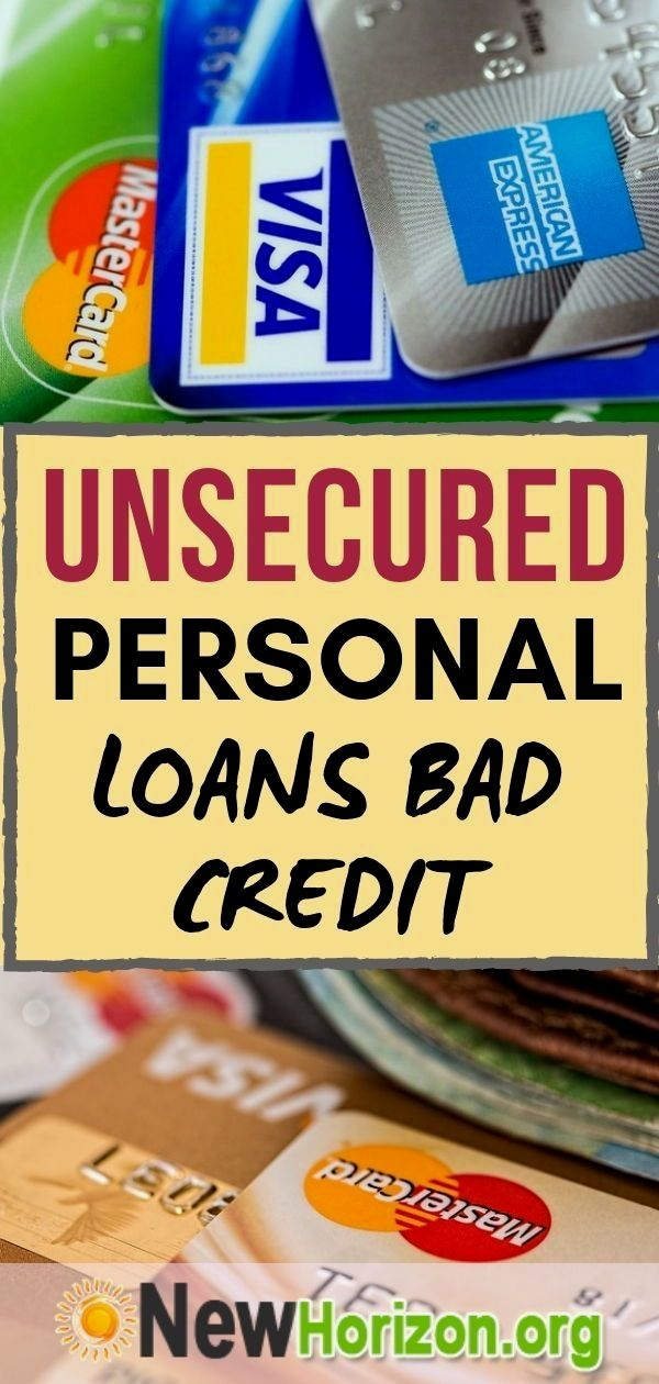Unsecured Personal Loans For Good And Bad Credit Available