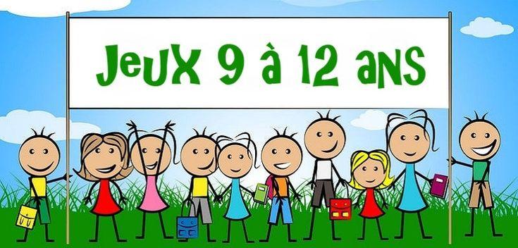 Jeux Pour Fête D'anniversaire De 11 Ans Unique Jeux 9 12 Ans Pour Grandir En S Amusant Des ...