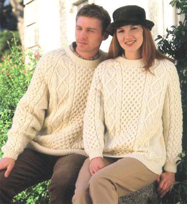 Аран-свитера