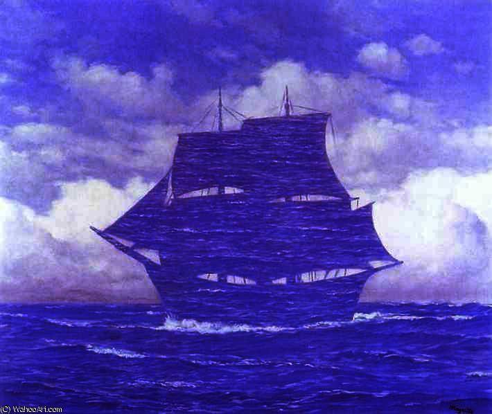Le Secunder de Rene Magritte