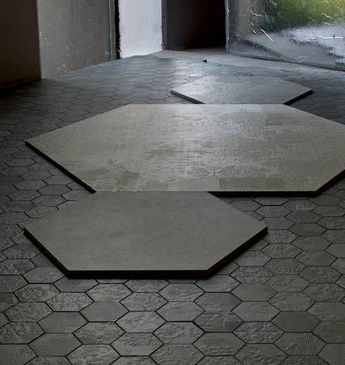 Mutina ceramiche & design | Déchirer | Patricia Urquiola | revestimientos y pavimentos para el baño