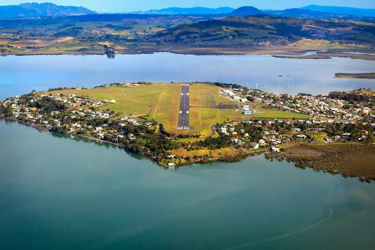Whangarei airport, 18 July 2012