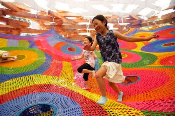 knitted playground | design_Toshiko_Horiuchi_MacAdam Sapporo knit playground