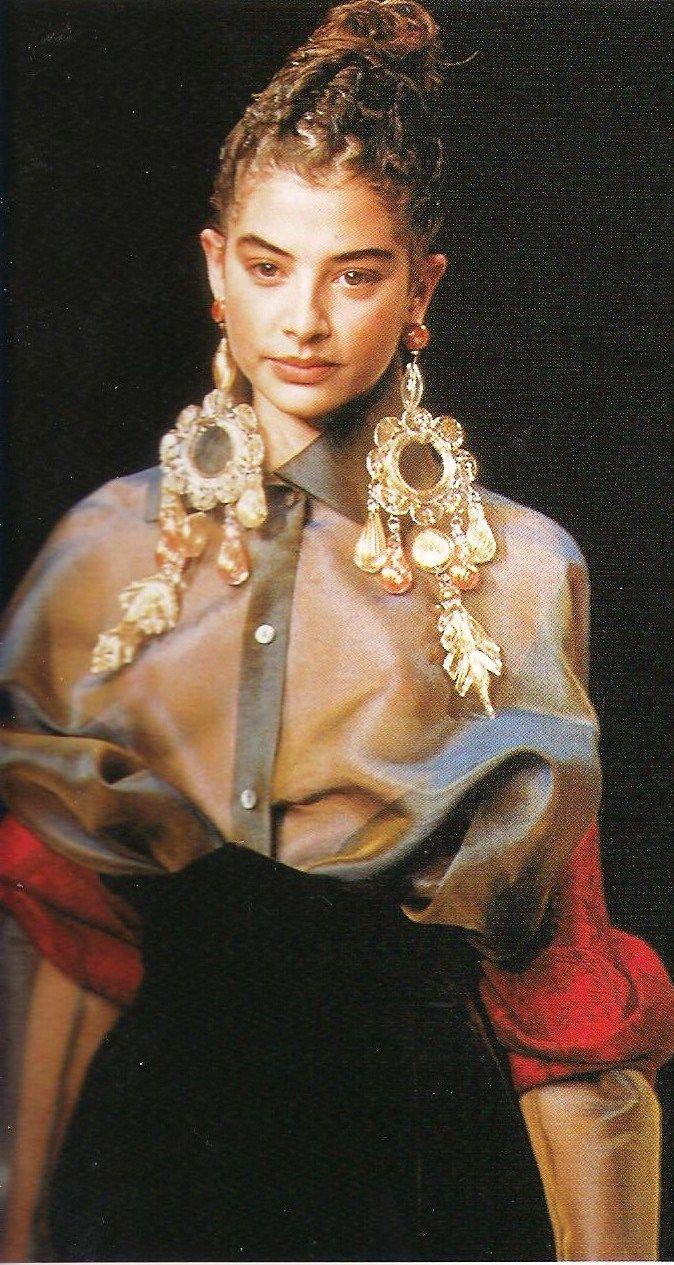 Romeo Gigli circa 1990