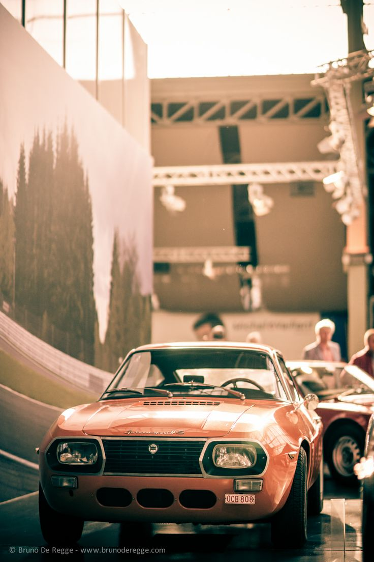 Designed by Ercole Spada, at that time with Zagato, the dramatic Lancia FulviaSport is a personal favorite.