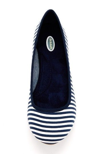 Stripes. Flats. Lovely Classic.