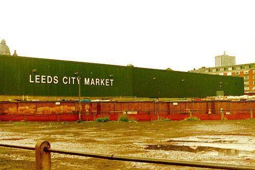 Leeds Markets - Early 90's
