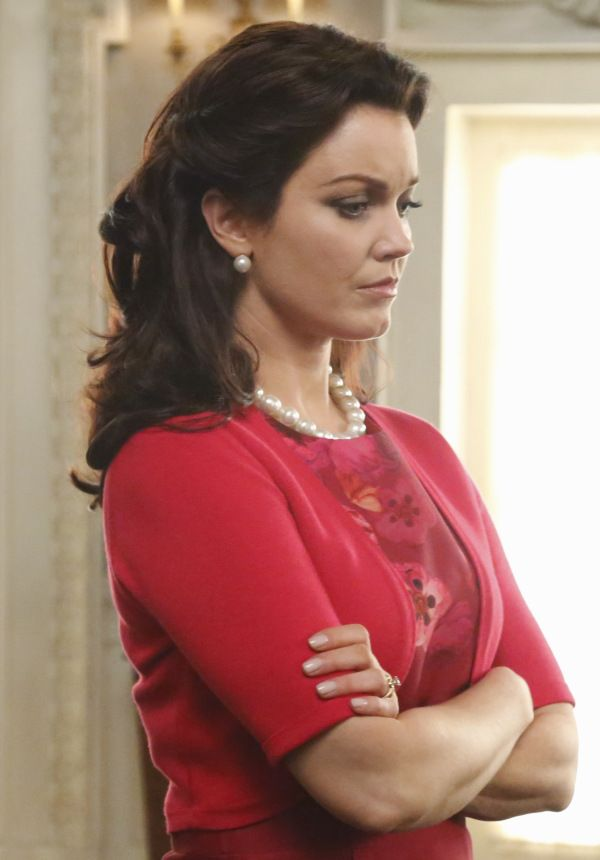 Bellamy Young as Mellie Grant - Scandal
