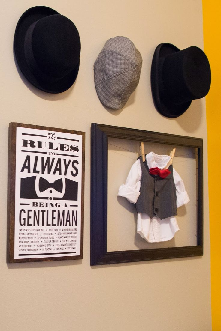 Little Man Nursery Reveal!