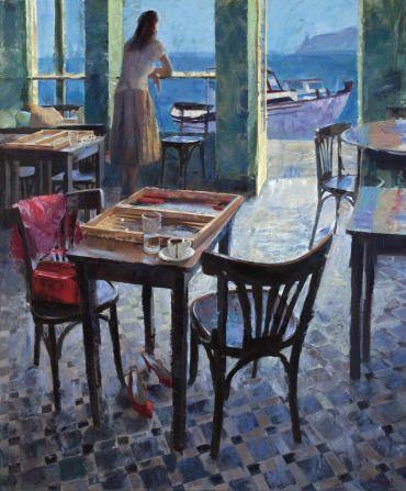 .:. Σάμιος Παύλος – Pavlos Samios [1948] MORNING COFFEE