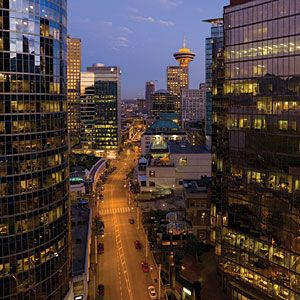 Downtown Vancouver -   Here's where to eat, stay and explore in this cosmopolitan city!