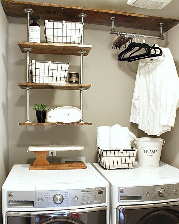 6 smart ideas for a laundry room at home laundry room ideas rh pinterest com