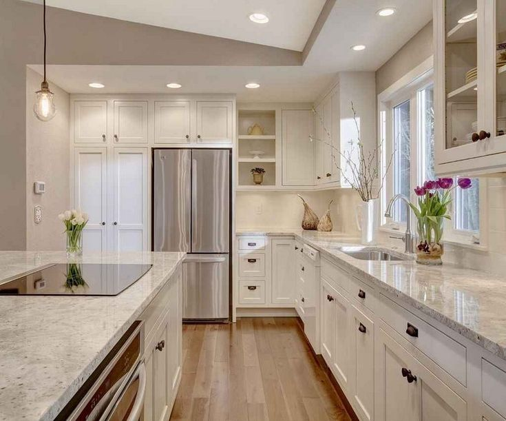 38+ Awesome Simple and Creative Small Kitchen Remodel Ideas