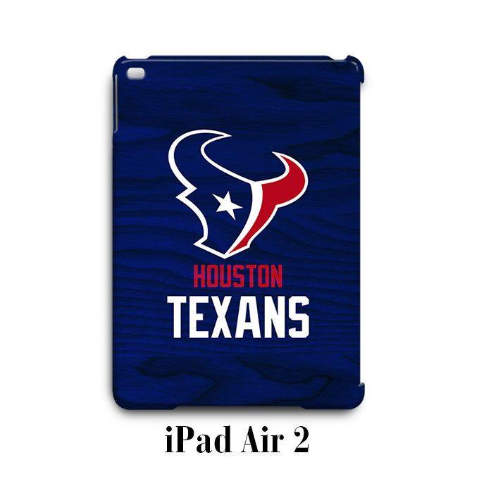 Houston Texans Logo iPad Air 2 Case Cover Wrap Around