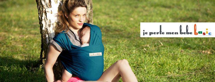 Précommandez dès maintenant le nouvelle écharpe de portage JPMBB BASIC, au prix léger, léger, léger ... http://boutique.jeportemonbebe.com/basic-37
