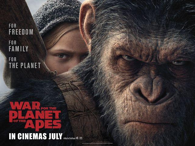 "CINE ΣΕΡΡΕΣ - Η ταινία του Matt Reeves ""War for the Planet of the Apes (2017)"" στο Θερινό Σινεμά Νέκταρ στις Σέρρες ~~~   www.serresland.gr - Οι Σέρρες στο επίκεντρο...Σερραϊκές ειδήσεις, Σερραϊκός αθλητισμός, εκδηλώσεις & ψυχαγωγία στις Σέρρες"