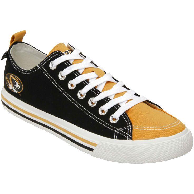 Missouri Tigers Snicks Women's Low Top Sneakers - $47.99