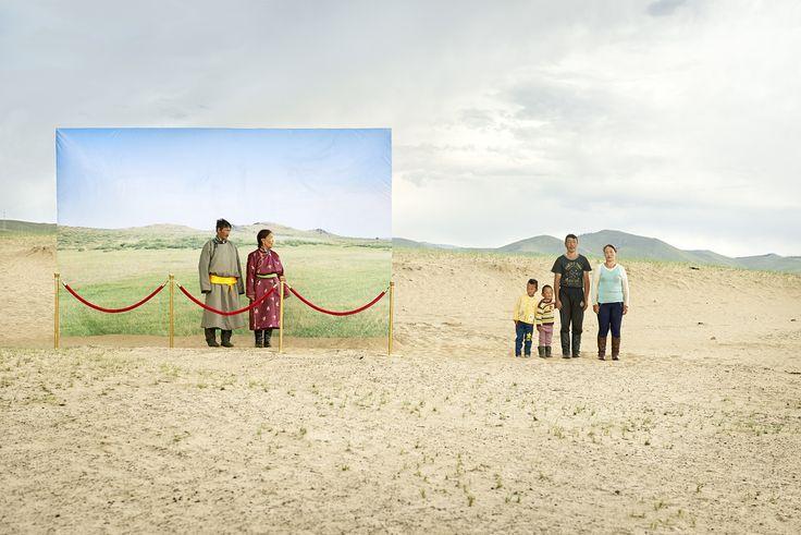 気候変動にさらされた「砂漠化が進むモンゴル」