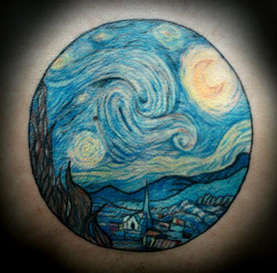 Google Image Result for http://systemsyn.com/art/tattoos/images/starry%2520night%2520tattoo.jpg