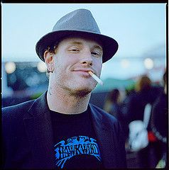 Corey Taylor♥  Lead singer of Slipknot and Stone Sour